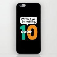 I Owe You, One iPhone & iPod Skin