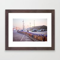 India New Delhi Airport 5471 Framed Art Print
