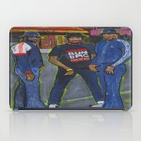 Who's House? iPad Case