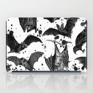 iPad Case featuring BATS II by DIVIDUS