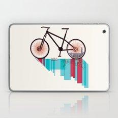 Discover Hong Kong Bicycle Laptop & iPad Skin