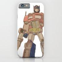 Optimus Prime iPhone 6 Slim Case