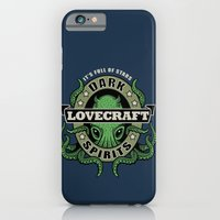 Lovecraft Dark Spirits iPhone 6 Slim Case