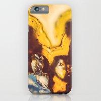 Amber Honey Agate iPhone 6 Slim Case