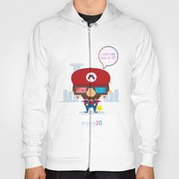 Mario 3d Hoody
