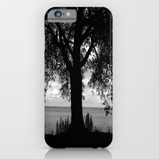 Where I Stand iPhone & iPod Case