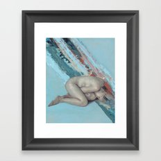Disillusion / Illusion II Framed Art Print