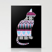 Fun & Fancy Kitty. Stationery Cards