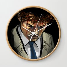 Martyr Wall Clock