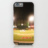 Take me out to the ball game iPhone 6 Slim Case