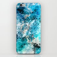 Water's Dance iPhone & iPod Skin