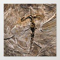 Archaic Flying Cross  Canvas Print