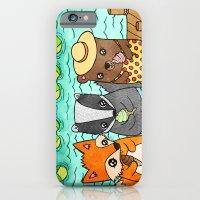 Ice Cream Social iPhone 6 Slim Case