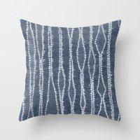 Orinui Stripes Throw Pillow
