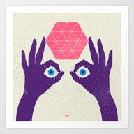 Jewel Keeper Art Print