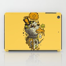 A Disorientated Duck Goes For A Stroll iPad Case