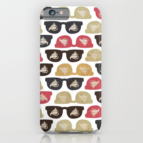HipsterSummer iPhone & iPod Case