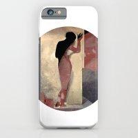 Hayez Meat Woman Collage iPhone 6 Slim Case