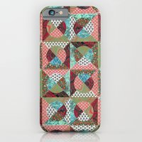 iPhone & iPod Case featuring collage mix paper by Federico Faggion