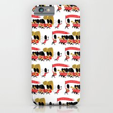 Play that funky music soldier boys! iPhone 6s Slim Case