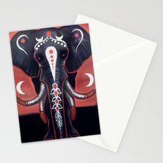 The Elephant Hasn't Forgotten Us Stationery Cards