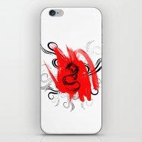 Chinese Dragon iPhone & iPod Skin