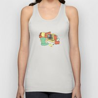 what you give is what you get Unisex Tank Top