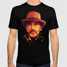 dr. King Schultz Black SMALL Mens Fitted Tee