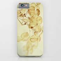 iPhone & iPod Case featuring winter flora by Bonnie Martin