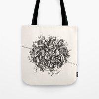 The Knitting Tote Bag