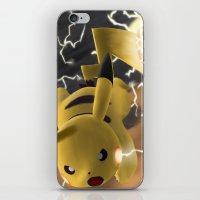 Electro Ball! iPhone & iPod Skin