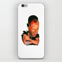 Bruce Willis iPhone & iPod Skin