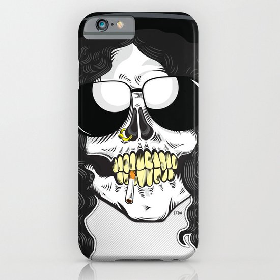 Skulls of Rock: Slash iPhone & iPod Case