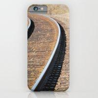 Tracks iPhone 6 Slim Case