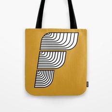 F like F Tote Bag