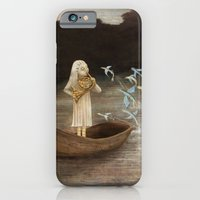 iPhone & iPod Case featuring Solo at Dawn by Fizzyjinks