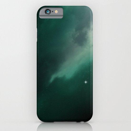 Green Galaxy iPhone & iPod Case
