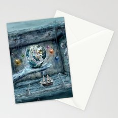Save our World 20  Stationery Cards