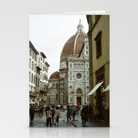 DUOMO III Stationery Cards