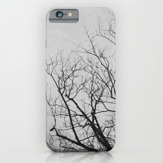 2 Trees (Grey) iPhone & iPod Case