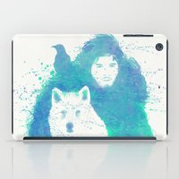 Lord Snow iPad Case