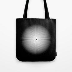 Fractal Snowball Tote Bag