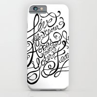 iPhone & iPod Case featuring Live for Your Hopes by Jason Castillo