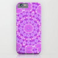 iPhone & iPod Case featuring Carousel  by Cosmic Lotus Tribe