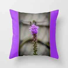 Sweet on top Throw Pillow
