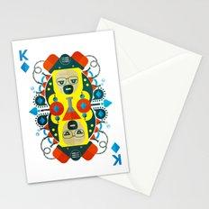 Heisenberg fan art Stationery Cards