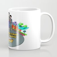 Yellow Submarine Mug