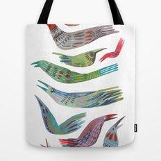 oiseaux Tote Bag