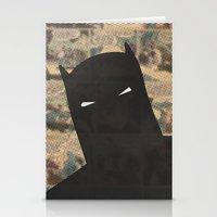 Darkest Knight Stationery Cards