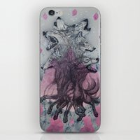 Wolf Pack iPhone & iPod Skin